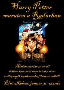 Újraélesztjük Filmklubbunkat és ezt egy varázslatos, 8 hetes Harry Potter maratonnal ünnepeljük. ⚡️ Csatlakozzatok hozzánk minden szerdán 17:00-kor és kövessétek velünk együtt a Roxfort Boszorkány és Varázslóképző Szakiskolájának izgalmas eseményeit. Első alkalom: január 31. szerda /mai nap/